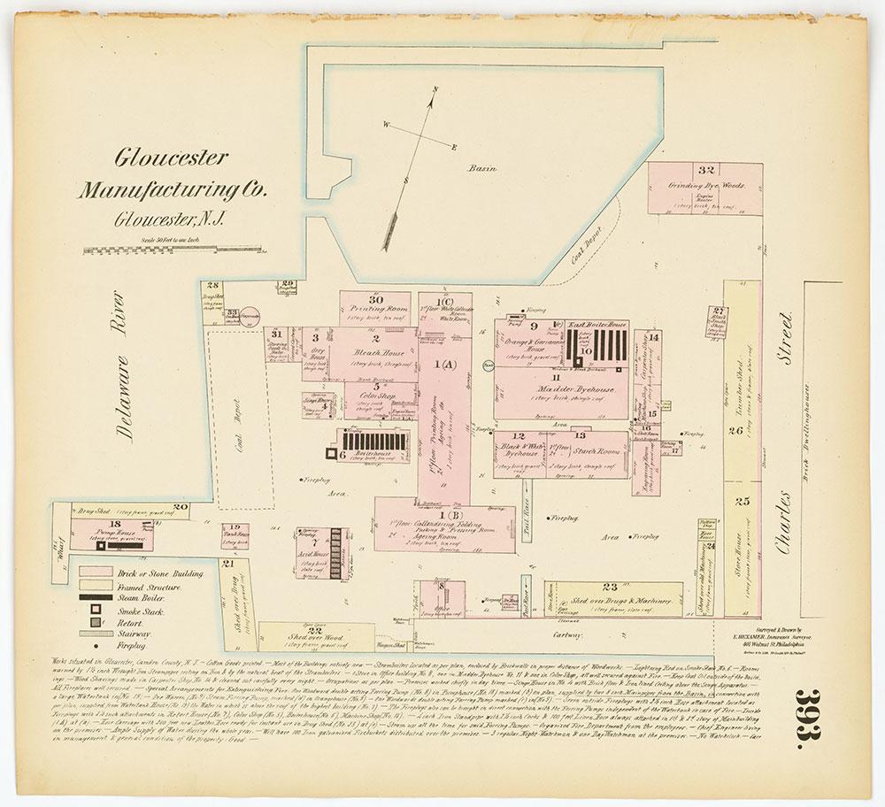 Hexamer General Surveys, Volume 5, Plate 393