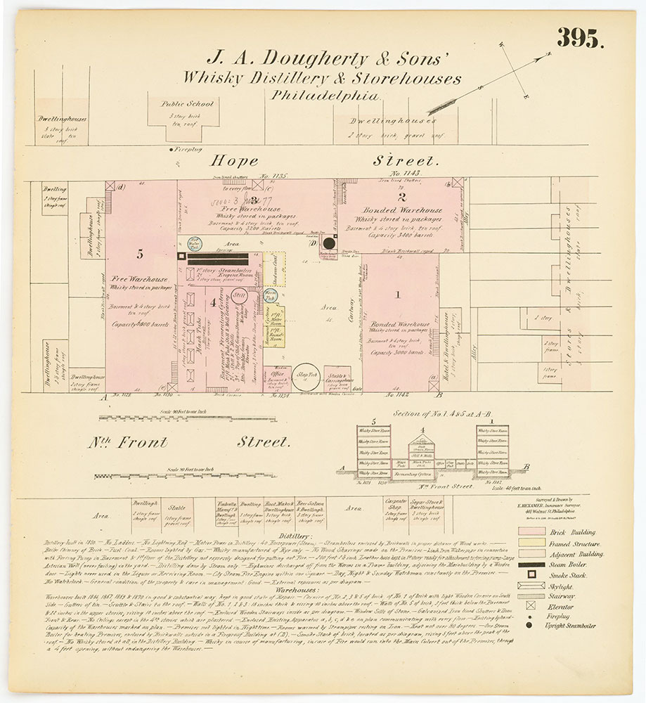 Hexamer General Surveys, Volume 5, Plate 395