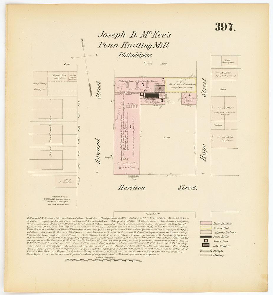Hexamer General Surveys, Volume 5, Plate 397