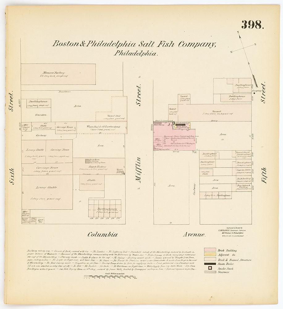 Hexamer General Surveys, Volume 5, Plate 398