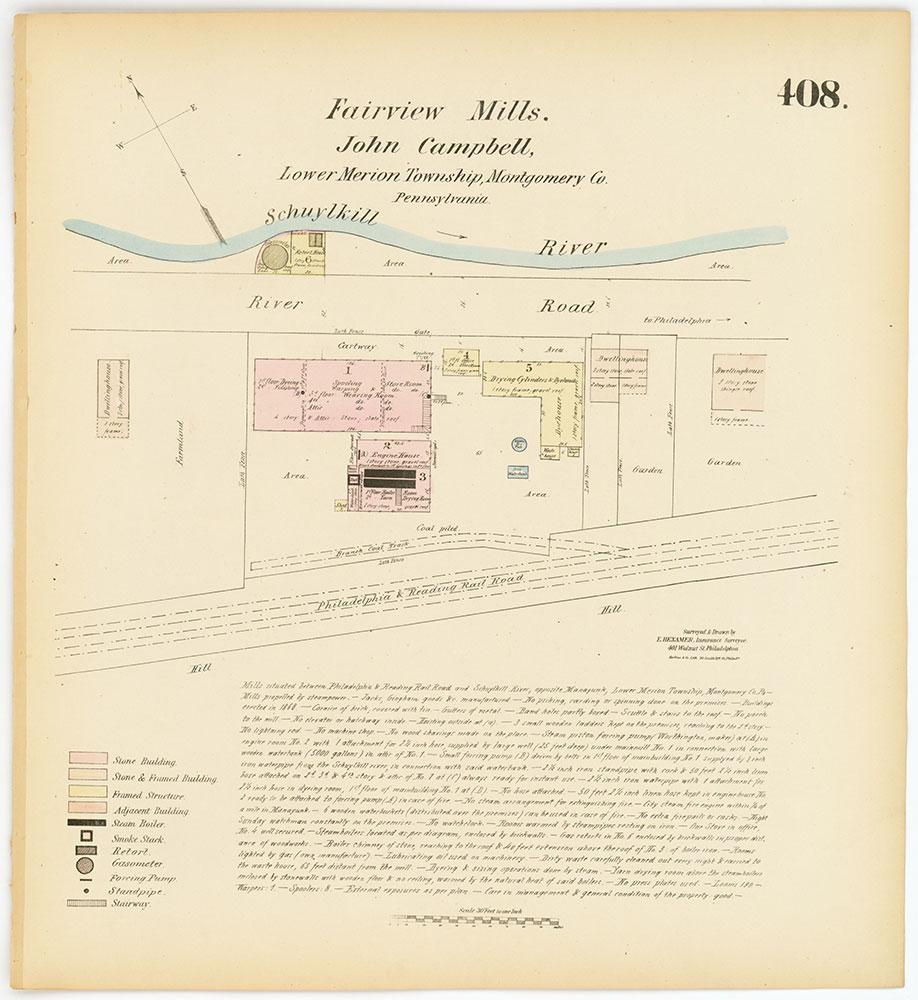 Hexamer General Surveys, Volume 5, Plate 408