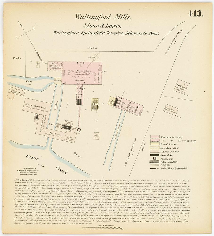 Hexamer General Surveys, Volume 5, Plate 413