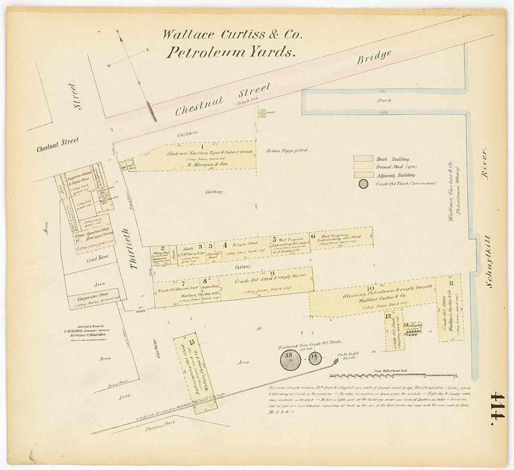 Hexamer General Surveys, Volume 5, Plate 414
