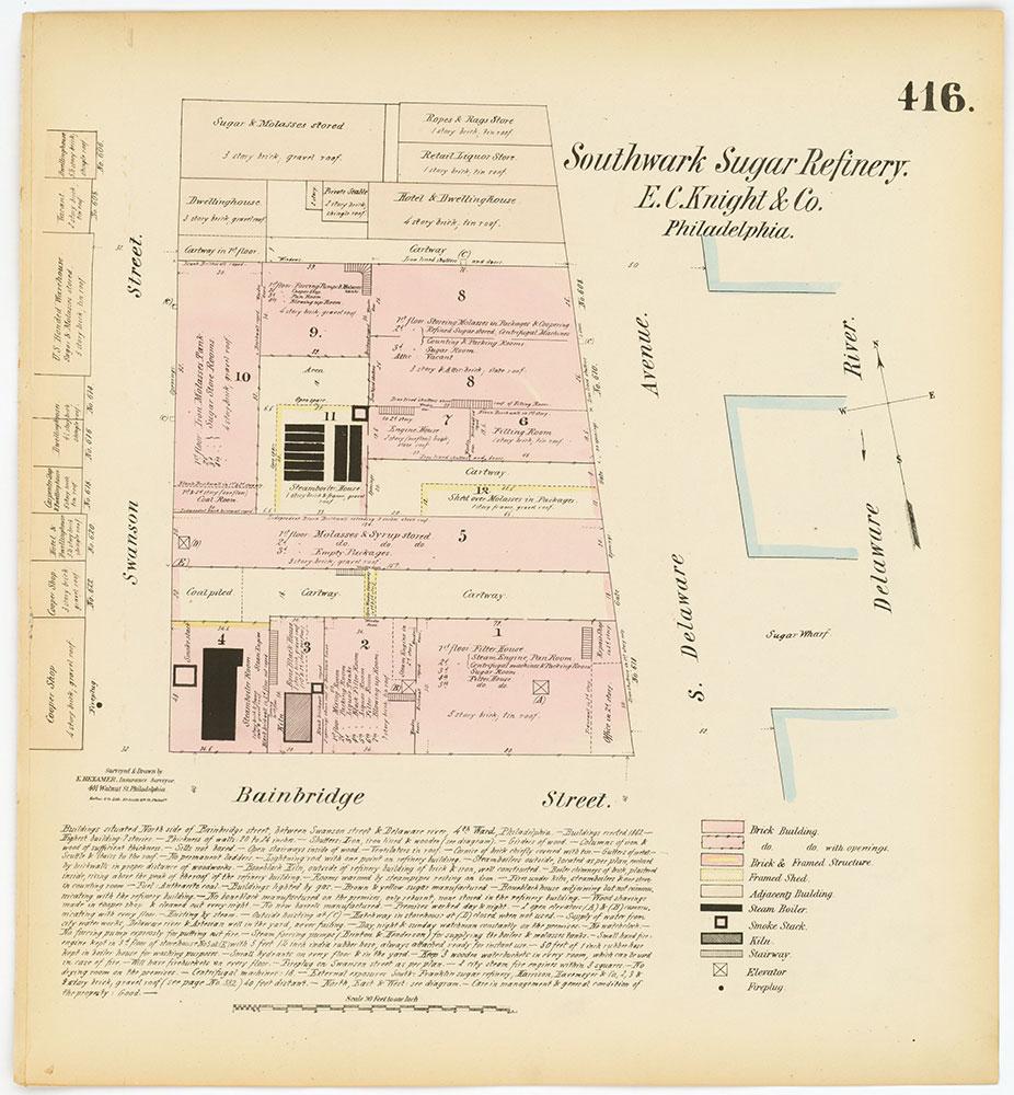 Hexamer General Surveys, Volume 5, Plate 416