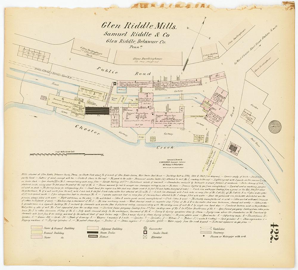 Hexamer General Surveys, Volume 5, Plate 422