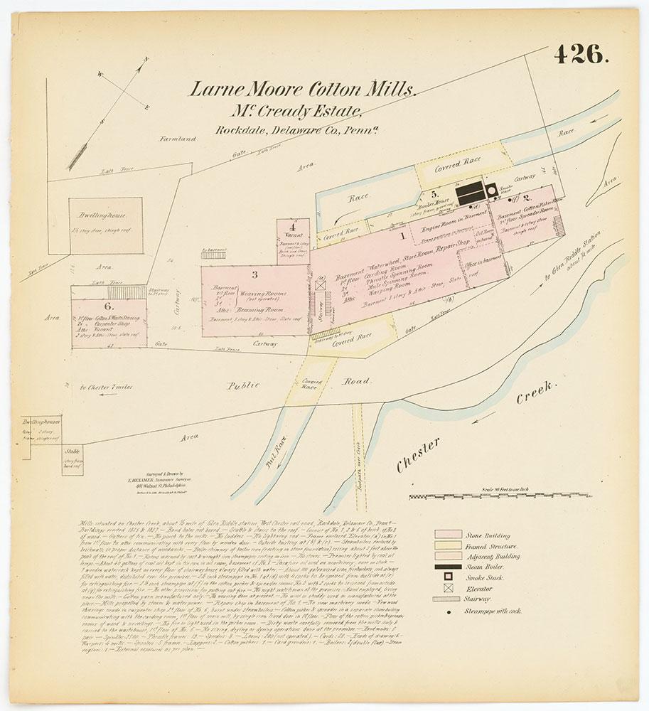 Hexamer General Surveys, Volume 5, Plate 426