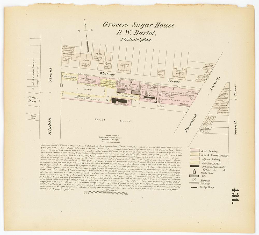 Hexamer General Surveys, Volume 5, Plate 431