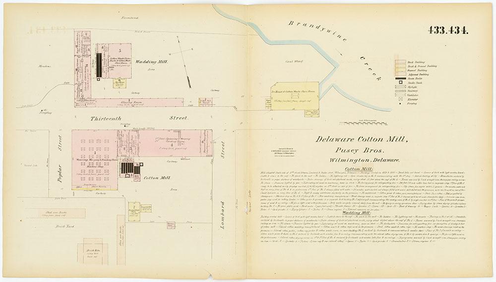 Hexamer General Surveys, Volume 5, Plates 433-434