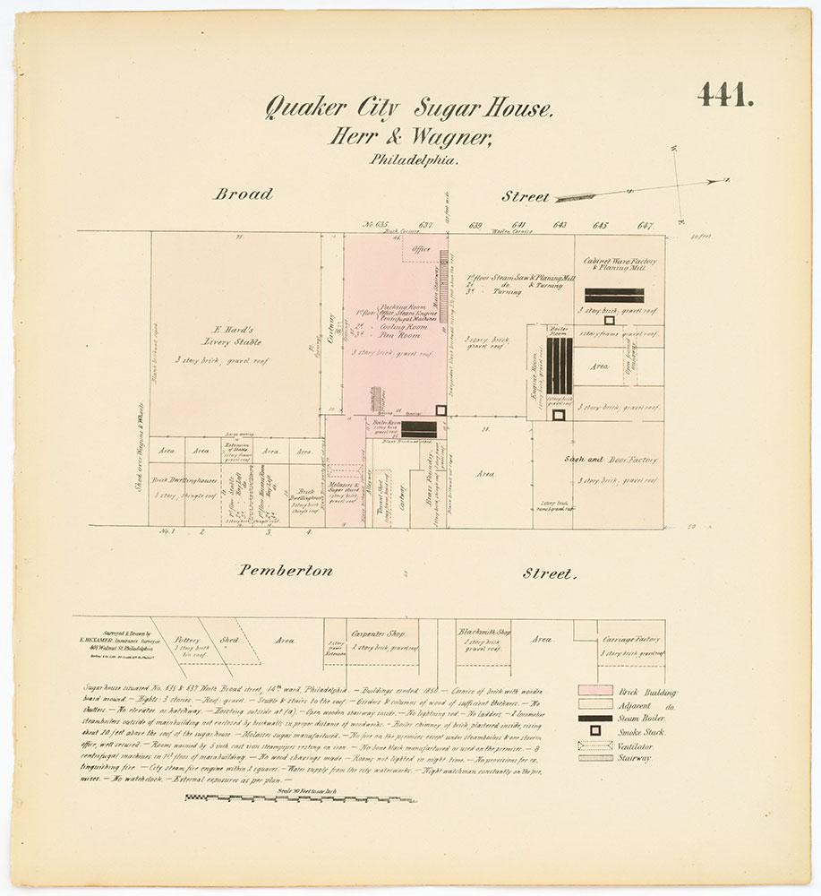 Hexamer General Surveys, Volume 5, Plate 441