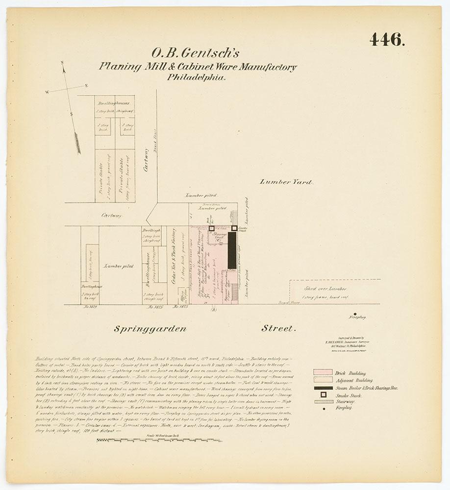 Hexamer General Surveys, Volume 5, Plate 446