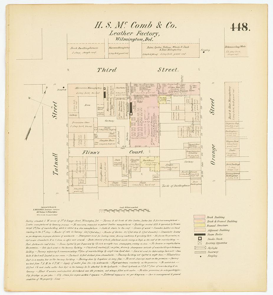 Hexamer General Surveys, Volume 5, Plate 448
