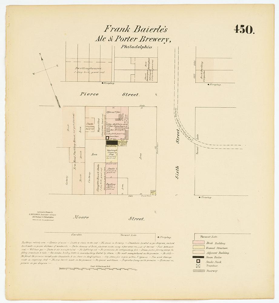 Hexamer General Surveys, Volume 5, Plate 450