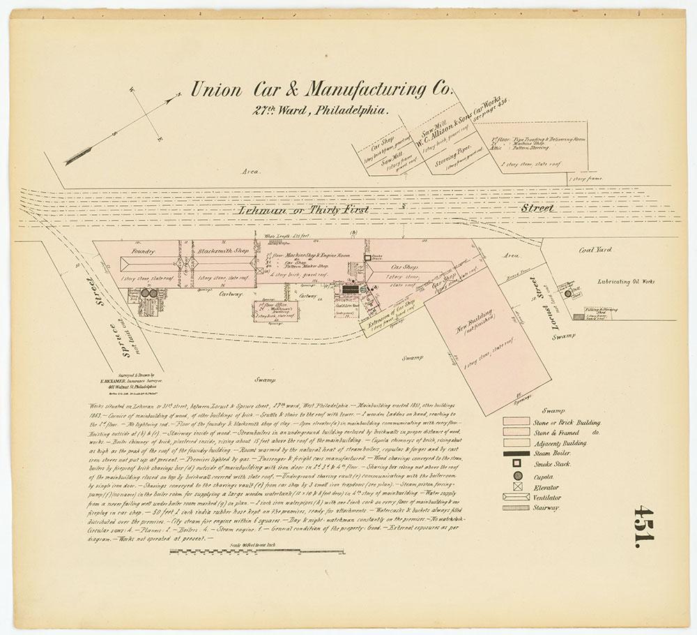 Hexamer General Surveys, Volume 5, Plate 451