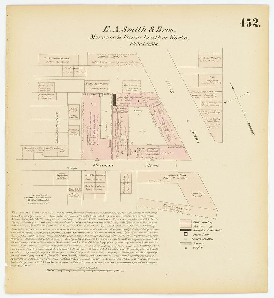 Hexamer General Surveys, Volume 5, Plate 452