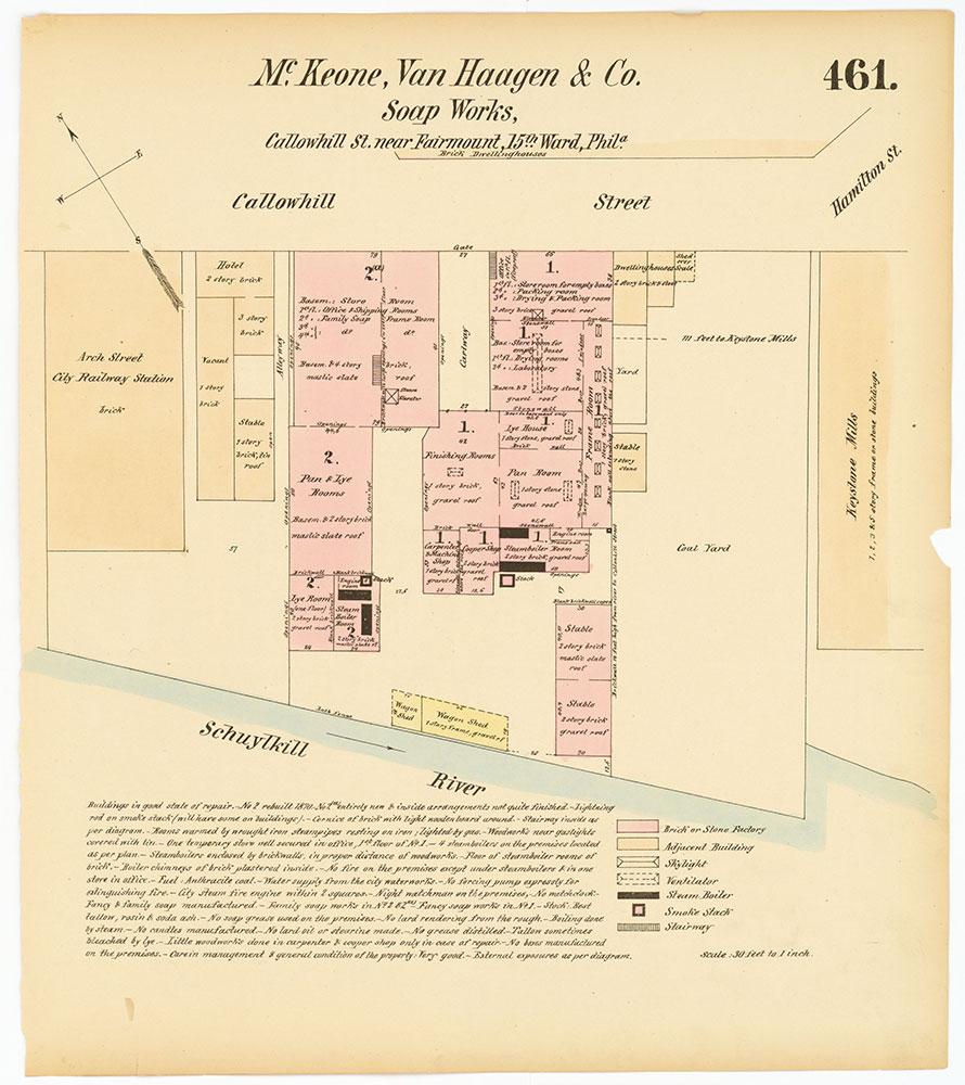 Hexamer General Surveys, Volume 6, Plate 461