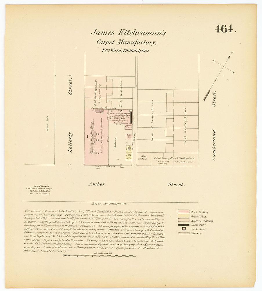 Hexamer General Surveys, Volume 6, Plate 464