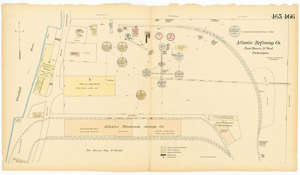 Hexamer General Surveys, Volume 6, Plates 465-466