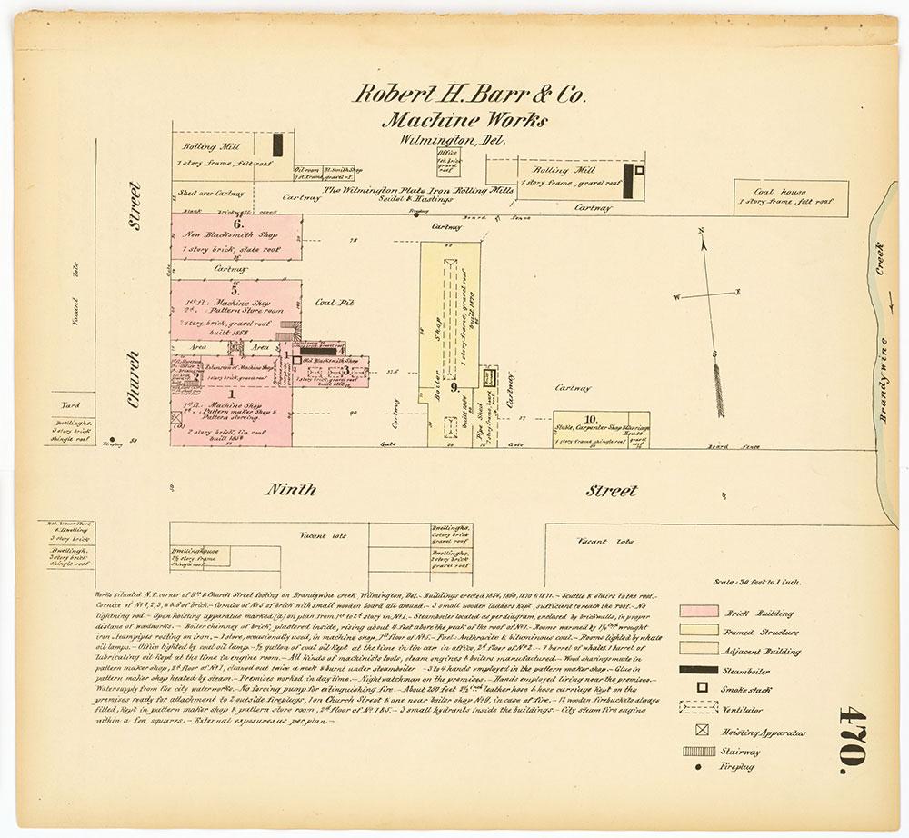 Hexamer General Surveys, Volume 6, Plate 470