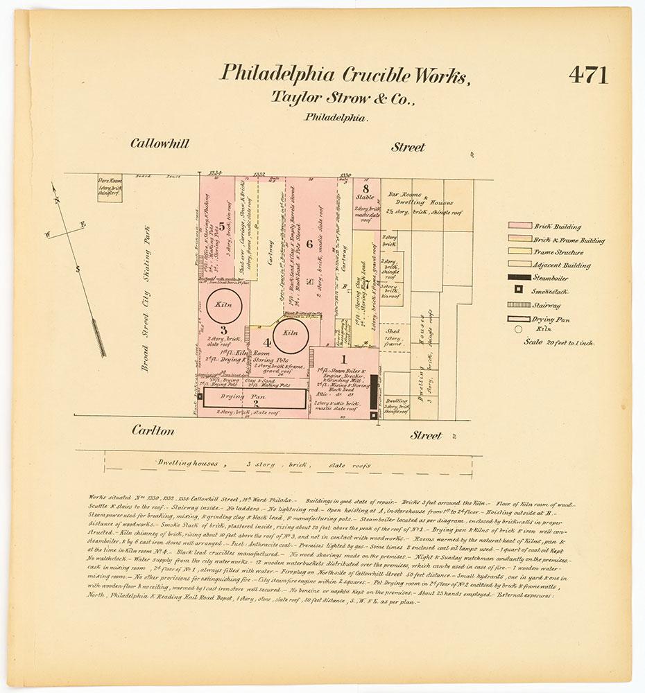 Hexamer General Surveys, Volume 6, Plate 471