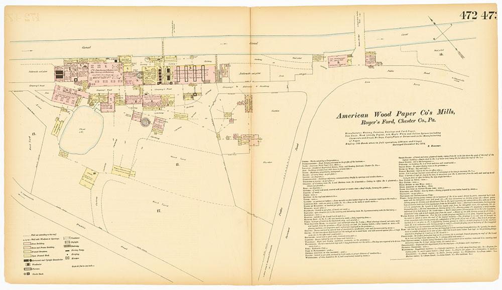 Hexamer General Surveys, Volume 6, Plates 472-473