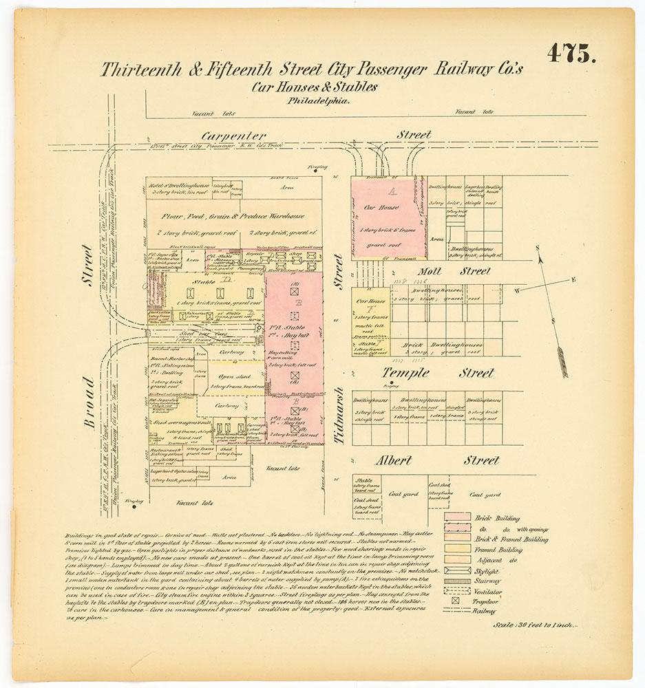 Hexamer General Surveys, Volume 6, Plate 475