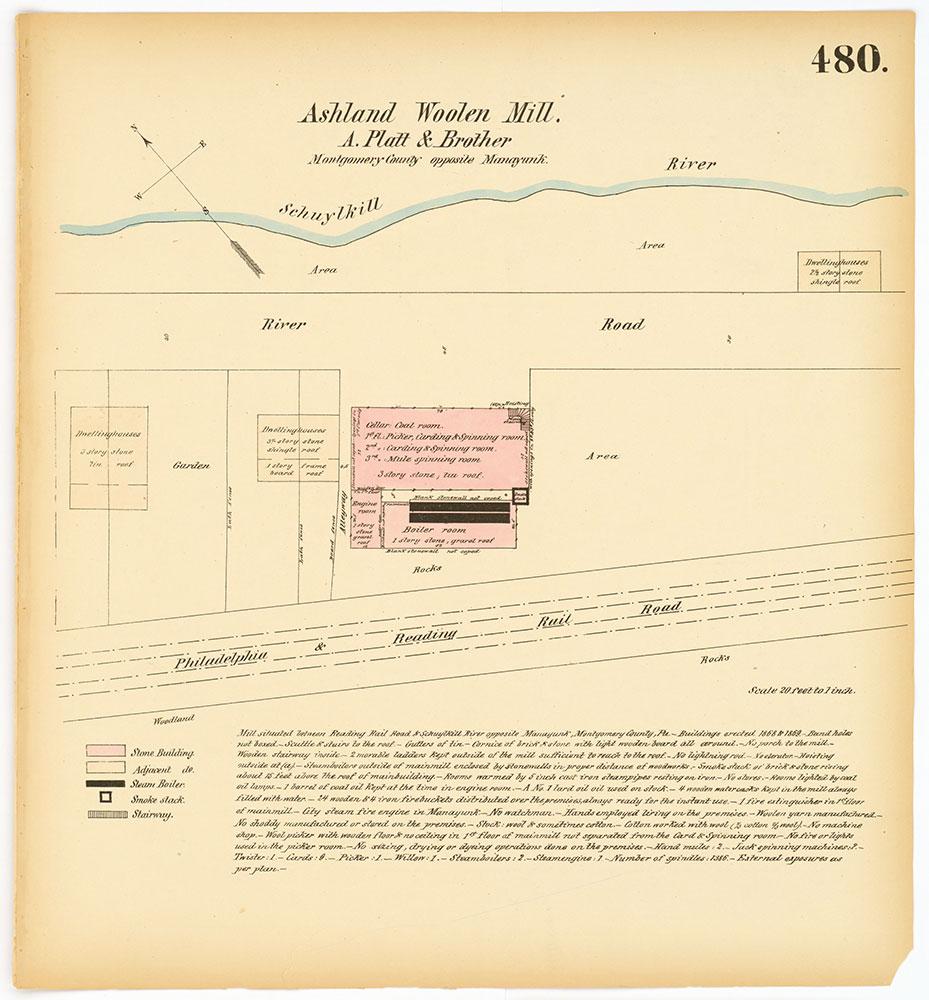Hexamer General Surveys, Volume 6, Plate 480