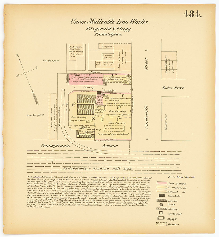 Hexamer General Surveys, Volume 6, Plate 484