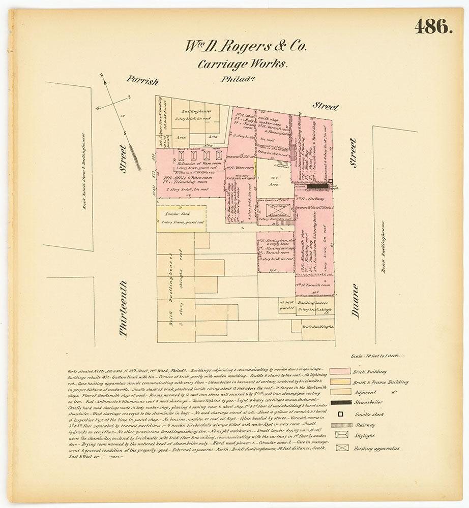 Hexamer General Surveys, Volume 6, Plate 486