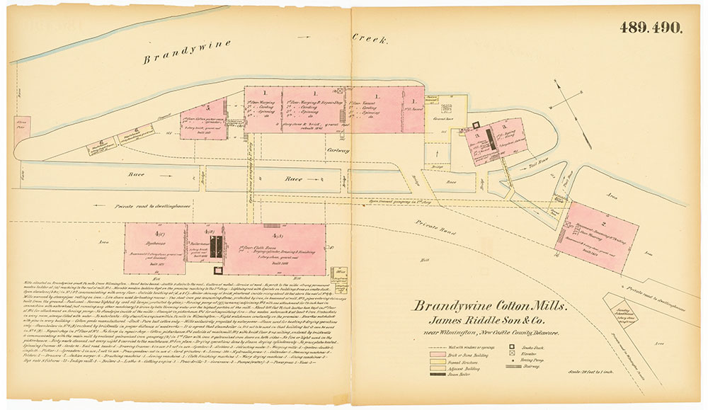 Hexamer General Surveys, Volume 6, Plates 489-490