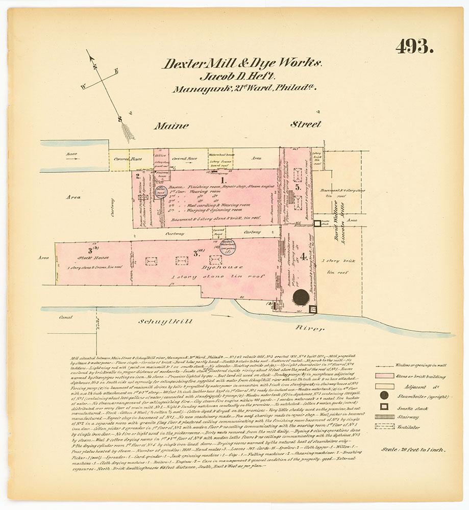 Hexamer General Surveys, Volume 6, Plate 493