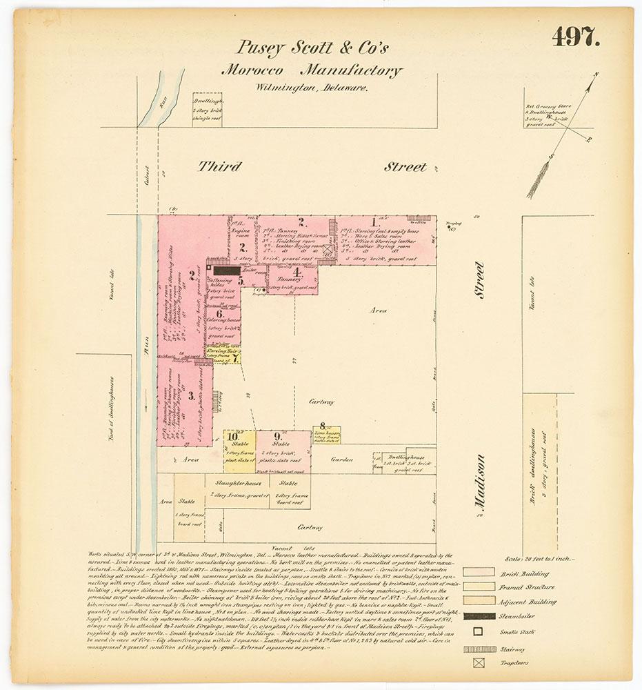 Hexamer General Surveys, Volume 6, Plate 497