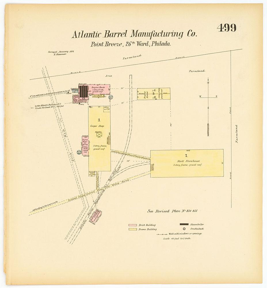 Hexamer General Surveys, Volume 6, Plate 499