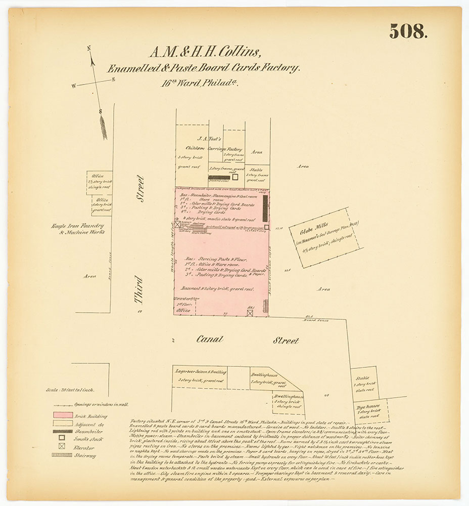 Hexamer General Surveys, Volume 6, Plate 508