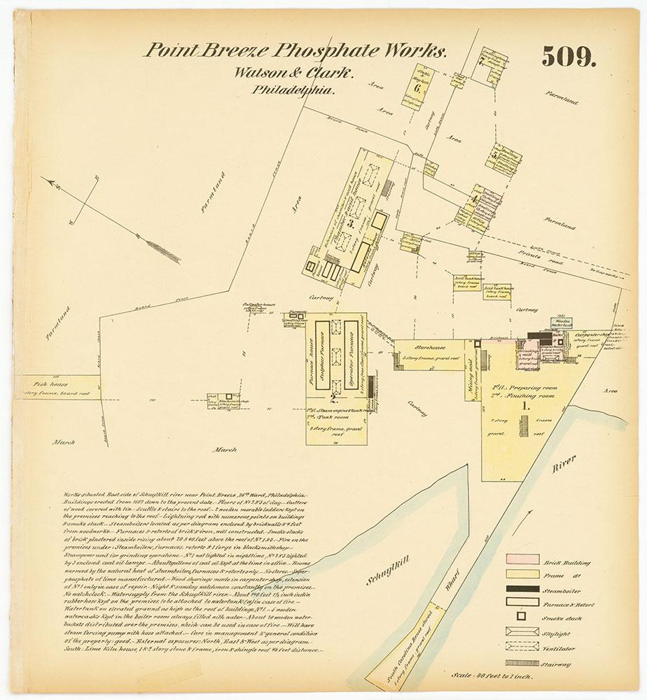 Hexamer General Surveys, Volume 6, Plate 509