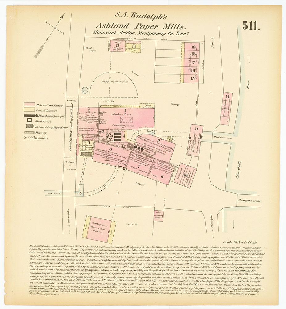 Hexamer General Surveys, Volume 6, Plate 511