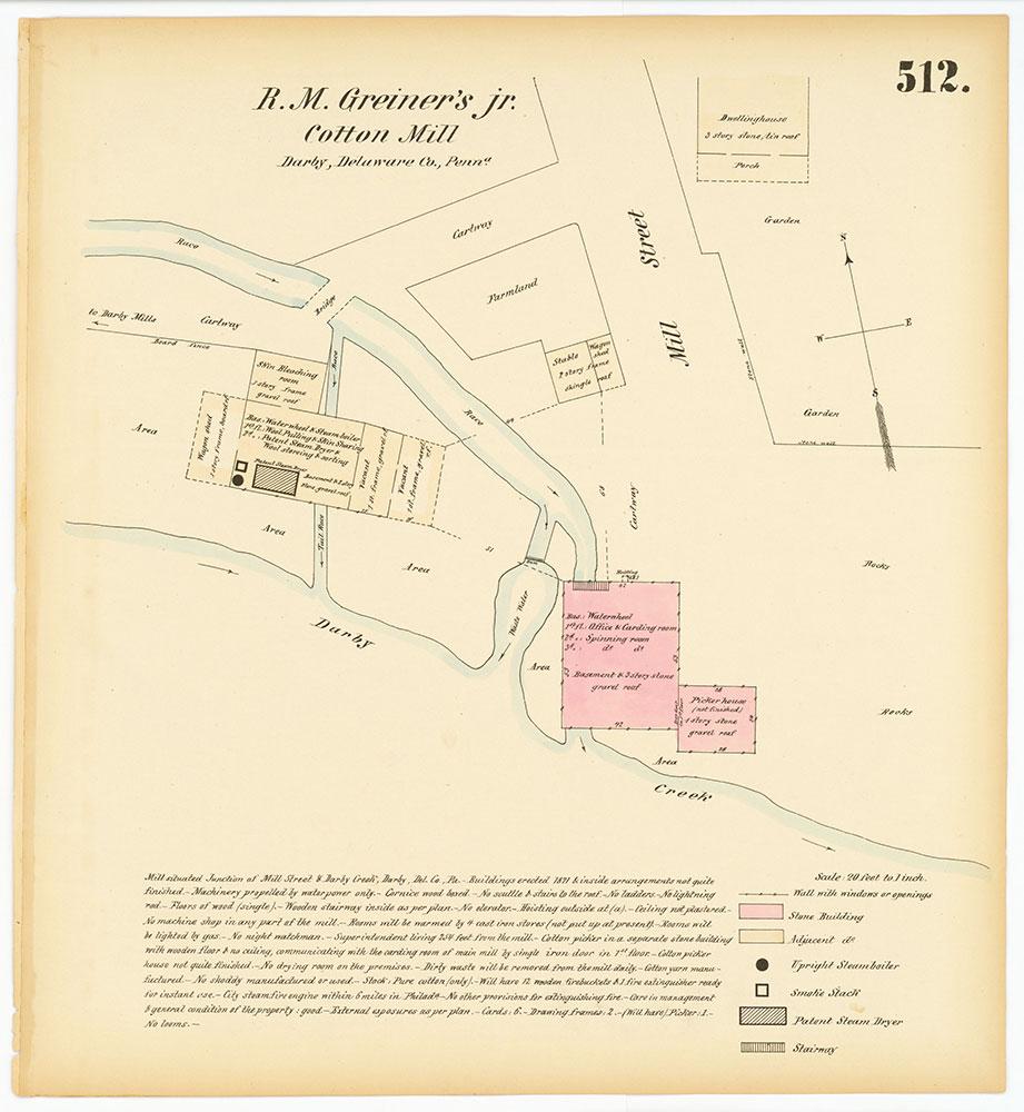 Hexamer General Surveys, Volume 6, Plate 512