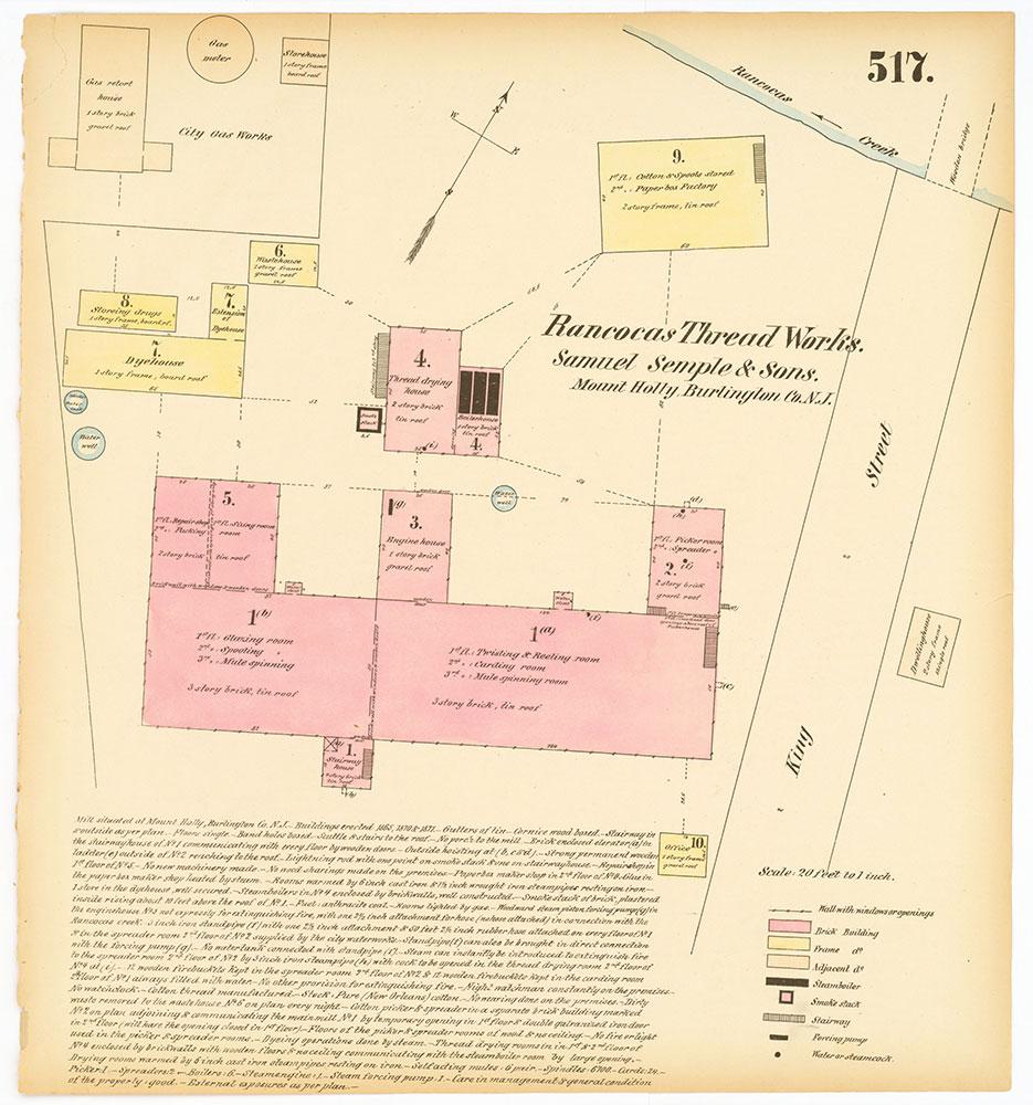 Hexamer General Surveys, Volume 6, Plate 517