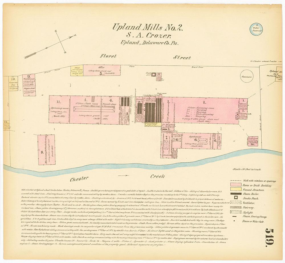 Hexamer General Surveys, Volume 6, Plate 519