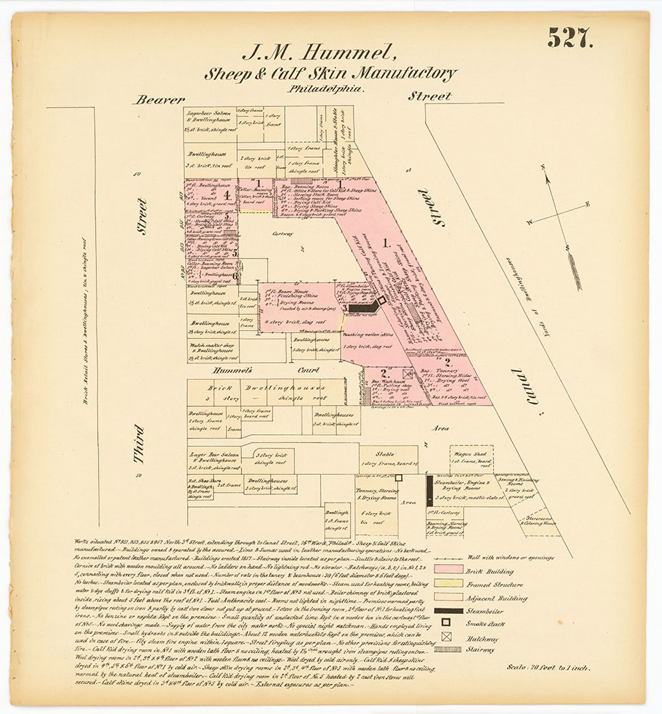 Hexamer General Surveys, Volume 6, Plate 527