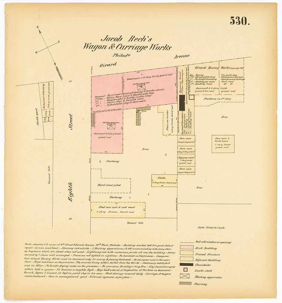 Hexamer General Surveys, Volume 6, Plate 530