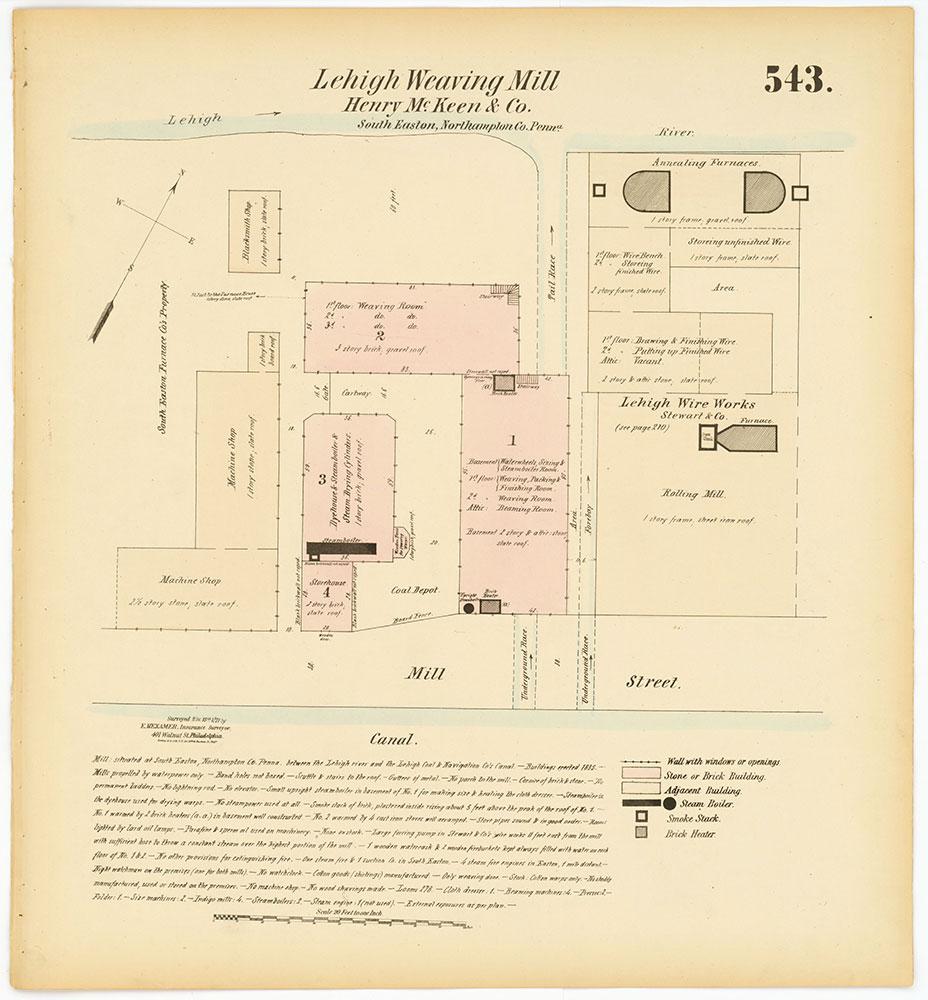 Hexamer General Surveys, Volume 6, Plate 543