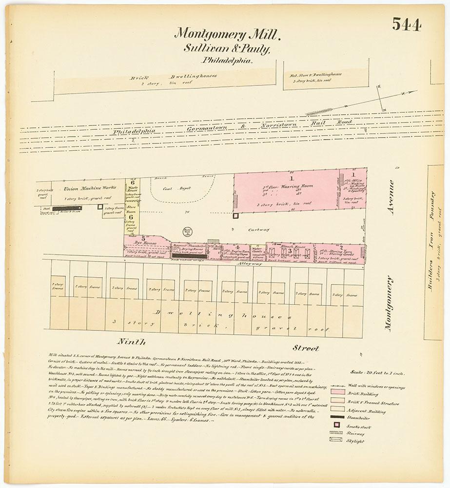 Hexamer General Surveys, Volume 6, Plate 544