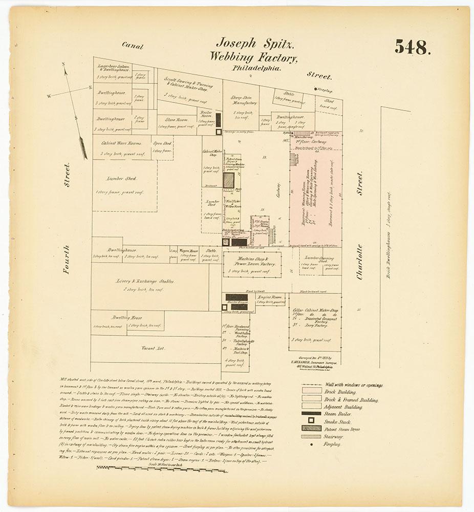 Hexamer General Surveys, Volume 6, Plate 548