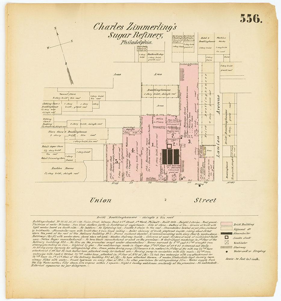 Hexamer General Surveys, Volume 7, Plate 556