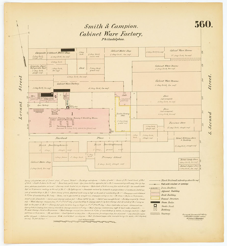 Hexamer General Surveys, Volume 7, Plate 560