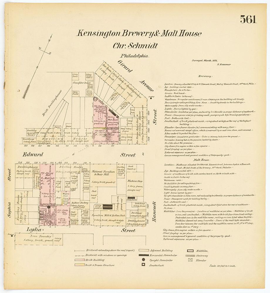 Hexamer General Surveys, Volume 7, Plate 561