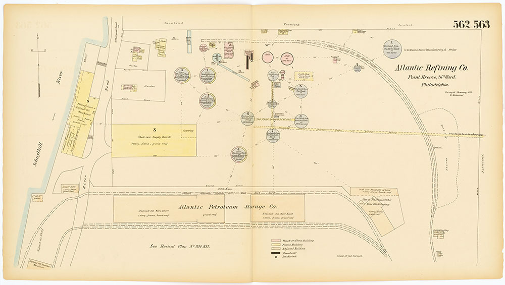 Hexamer General Surveys, Volume 7, Plates 562-563