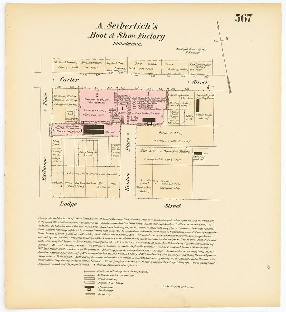 Hexamer General Surveys, Volume 7, Plate 567