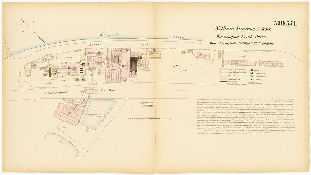 Hexamer General Surveys, Volume 7, Plates 570-571