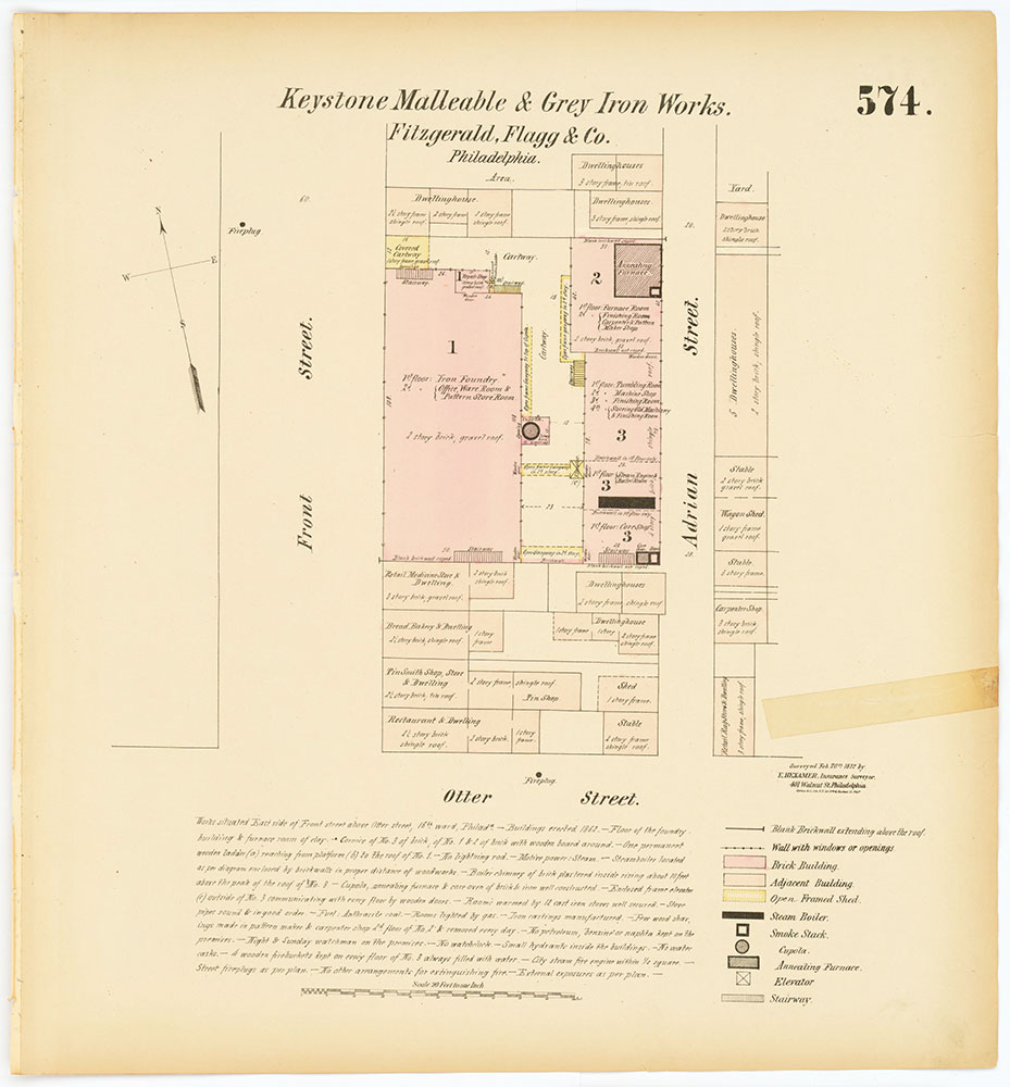 Hexamer General Surveys, Volume 7, Plate 574